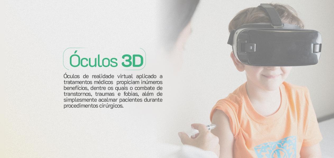 Óculos 3D 01