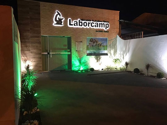 Laborcamp - Chapada dos Guimarães
